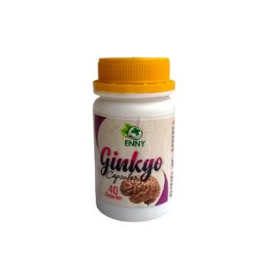 Ginkgo Capsules