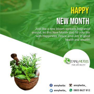 Happy New Month!